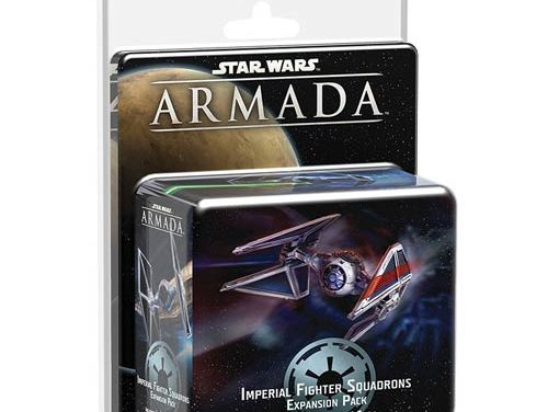 Star Wars Armada Game Imperial Fighter Squadrons Expansion Pack