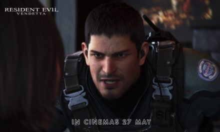 RESIDENT EVIL: VENDETTA – Official Trailer