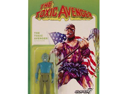 Toxic Avenger Movie Edition ReAction Figure