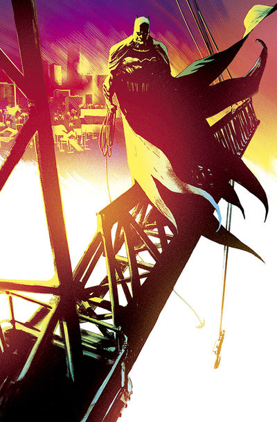 All Star Batman #11 (Alburquerque Variant Cover Edition)