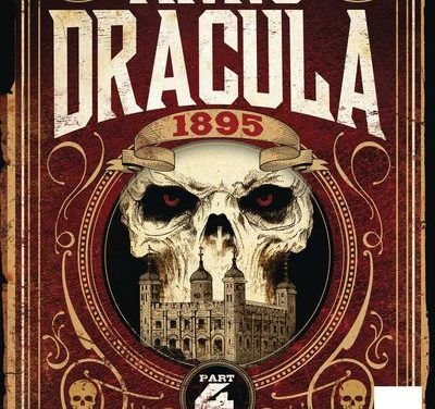 Anno Dracula #4 (of 5) (Cover B – Stiff)