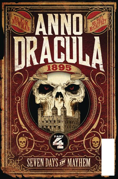 Anno Dracula #4 (of 5) (Cover B – Stiff)