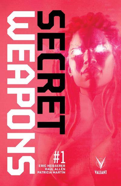 Secret Weapons #1 (Cover A – Allen)