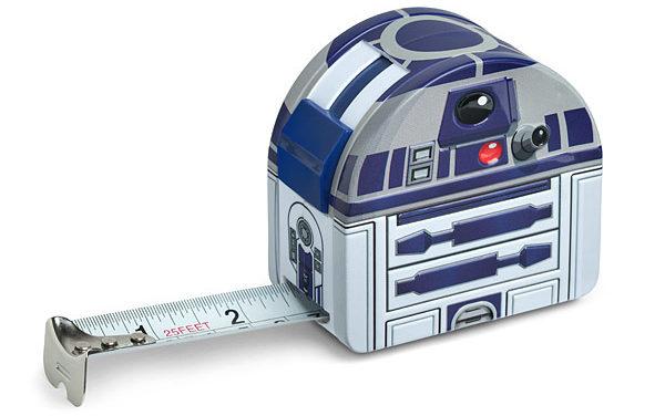 Star Wars R2-D2 Tape Measure – Exclusive