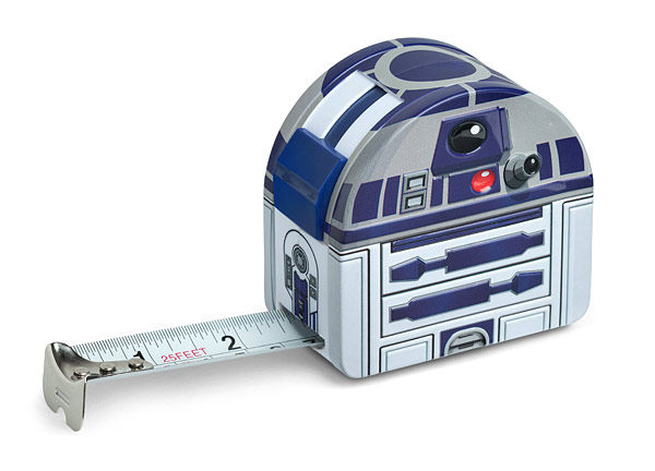 Star Wars R2-D2 Tape Measure – Exclusive