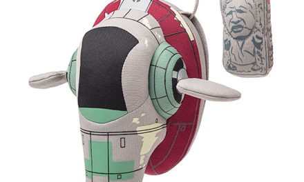 Exclusive Plush Star Wars Slave 1 Ship with Han Solo