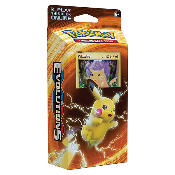 Pokémon TCG: XY-Evolutions Theme Deck