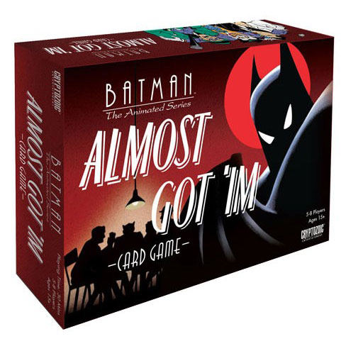 Batman Almost Got Im Card Game