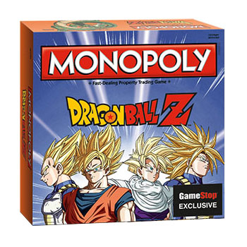 Dragonball Z Monopoly – Exclusive