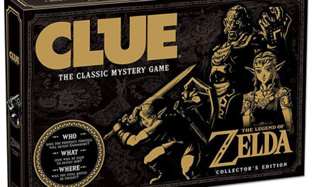 The Legend of Zelda Clue