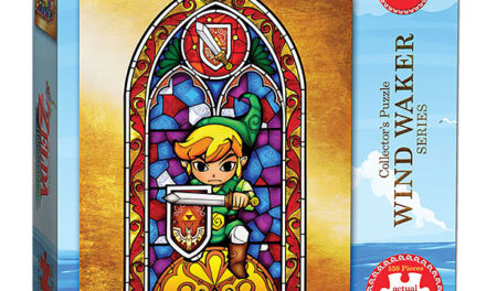 The Legend of Zelda: Wind Waker 550pc Puzzle