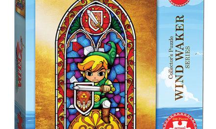 The Legend of Zelda: Wind Waker 550pc Puzzle