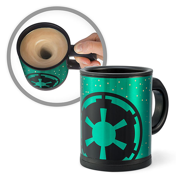 Star Wars Empire Self-Stirring Mug