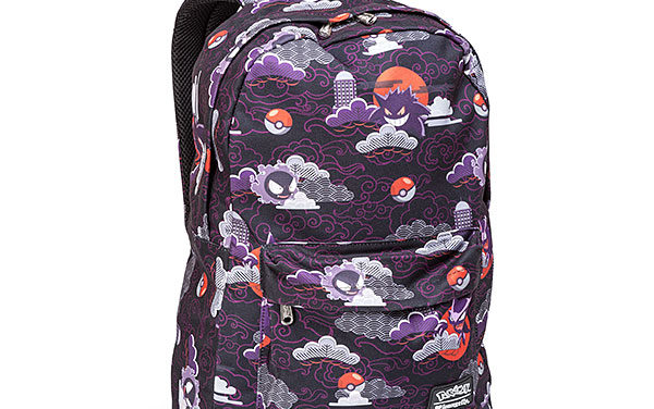 Pokémon Ghost Type Backpack