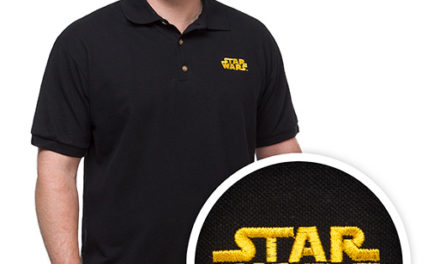 Star Wars Logo Polo