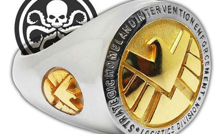S.H.I.E.L.D. Hydra Ring