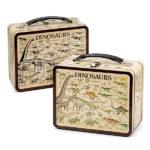 Smithsonian Dinosaurs Lunchbox Tin