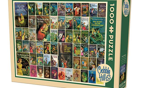 Nancy Drew 1000pc Puzzle