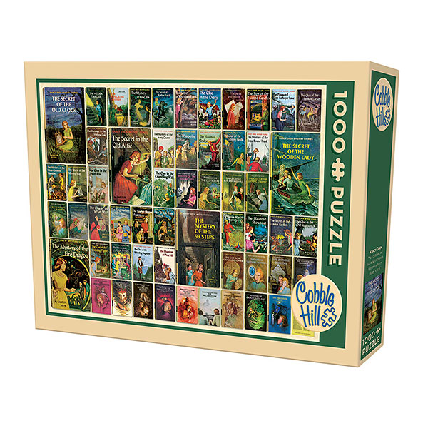 Nancy Drew 1000pc Puzzle
