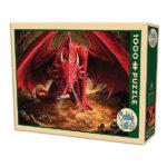 Dragon's Lair 1000pc Puzzle