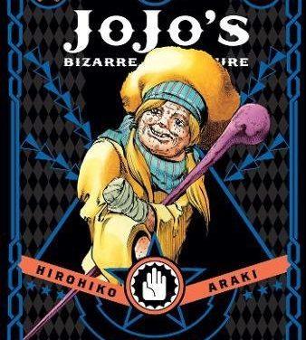 JoJo's Bizarre Adventure: Part 3–Stardust Crusaders, Vol. 4
