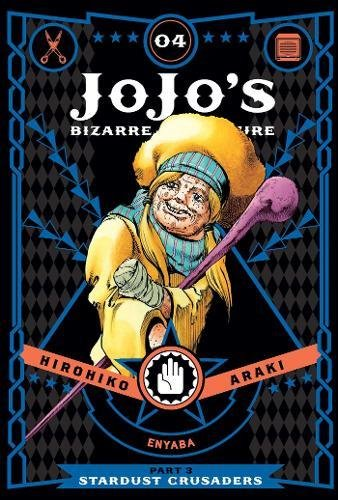 JoJo's Bizarre Adventure: Part 3–Stardust Crusaders, Vol. 4