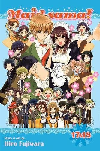 Maid-sama! (2-in-1 Edition), Vol. 9: Includes Vols. 17 & 18