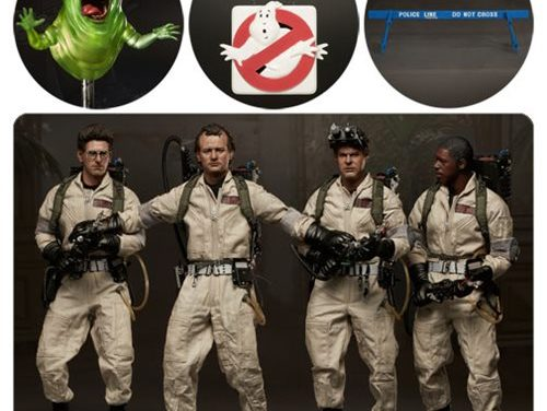 Ghostbusters 1984 Classic 1:6 Scale Collectible Action Figure 5-Pack – Free Shipping