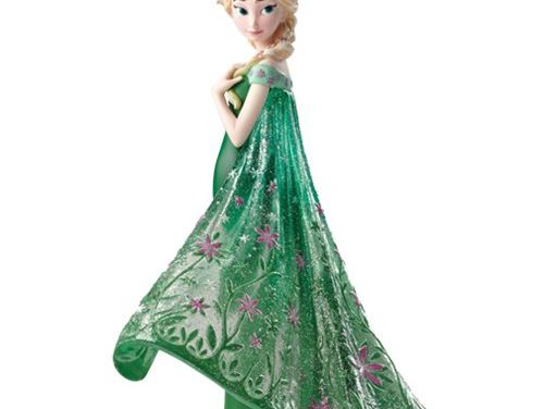 Disney Frozen Fever Elsa Showcase Statue