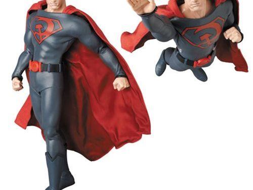 DC Superman Red Son Real Action Heroes 1:6 Scale Figure – Free Shipping