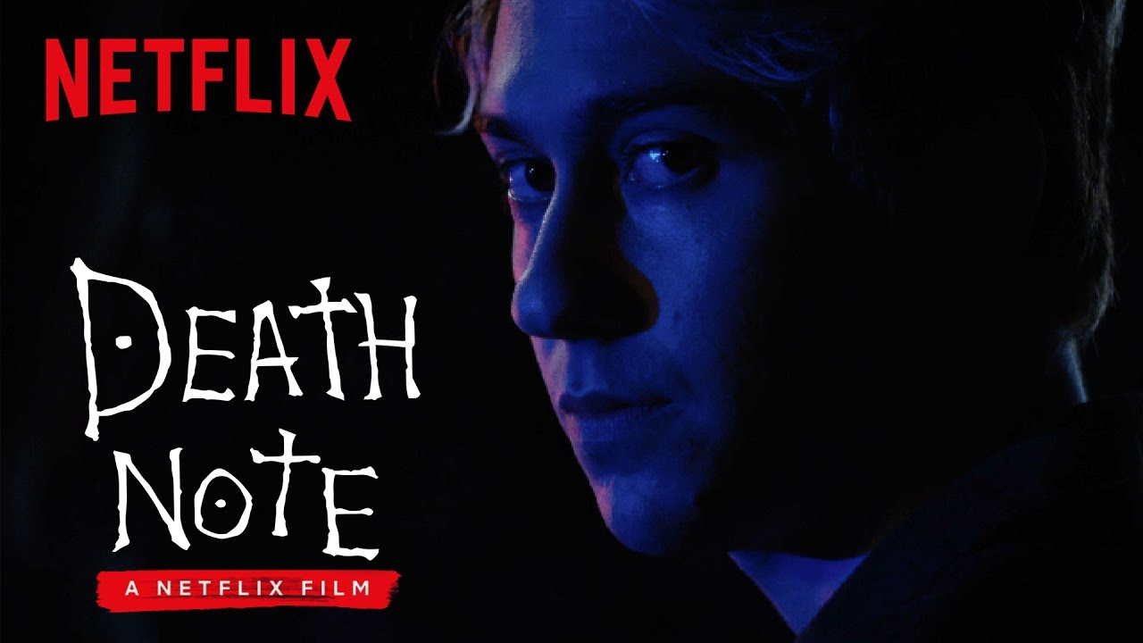 Netflixs Death Note Trailer Brings the Iconic Manga to Life
