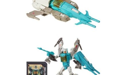 Transformers Generations Titans Return Deluxe Brainstorm