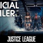 Justice League San Diego ComicCon Trailer 2017