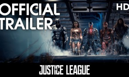 Justice League San Diego ComicCon Trailer 2017