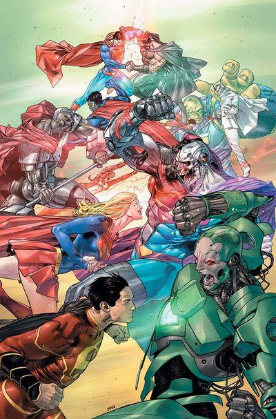 Action Comics #984