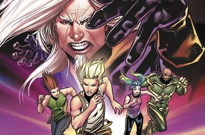 All New Soulfire #5 (Cover A – Cafaro)