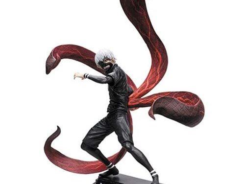 Tokyo Ghoul Ken Kaneki 7-Inch Color Tops Blue Wave #14 Action Figure