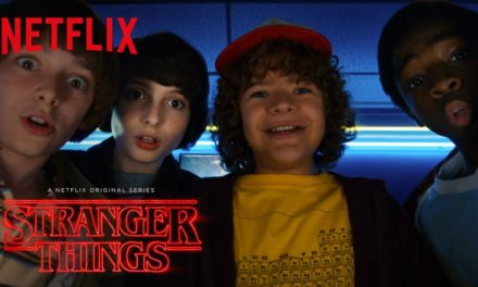 "Stranger Things Season 2 San Diego ComicCon ""Thriller"" Trailer – Netflix"