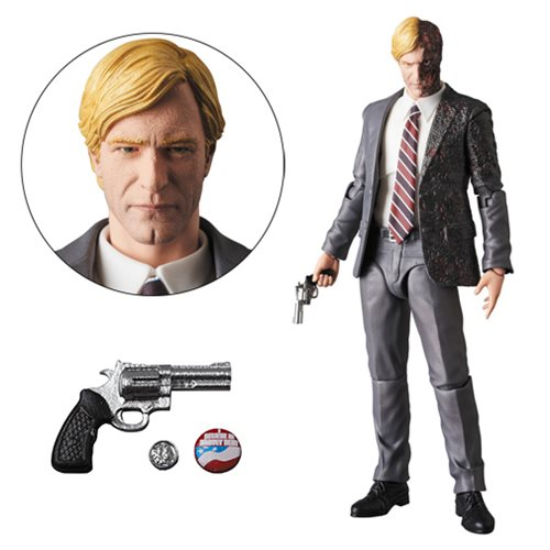 Batman The Dark Knight Harvey Dent MAFEX Action Figure – Free Shipping