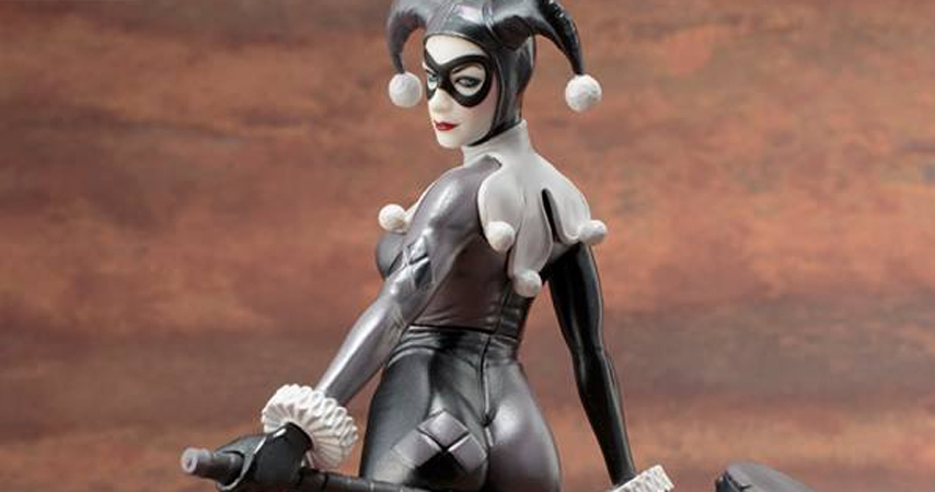It's Hammer Time for Harley Quinn in SDCC-Exclusive Kotobukiya Statue