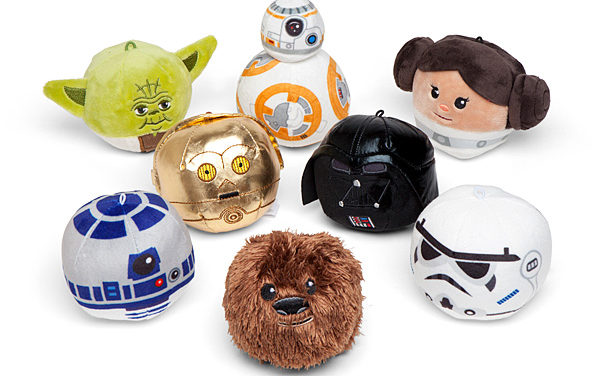 Star Wars Fluffballs Exclusive 8-Pack