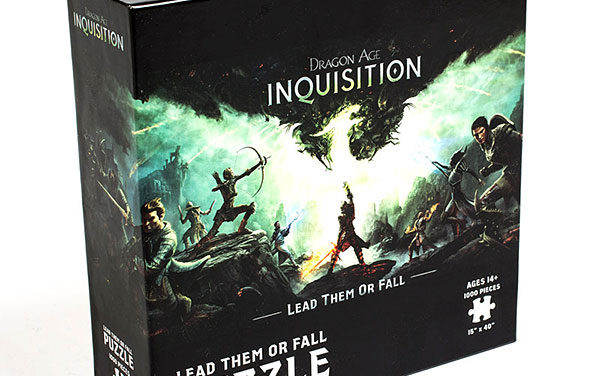 Dragon Age: Inquisition Lead Them or Fall 1000pc Puzzle