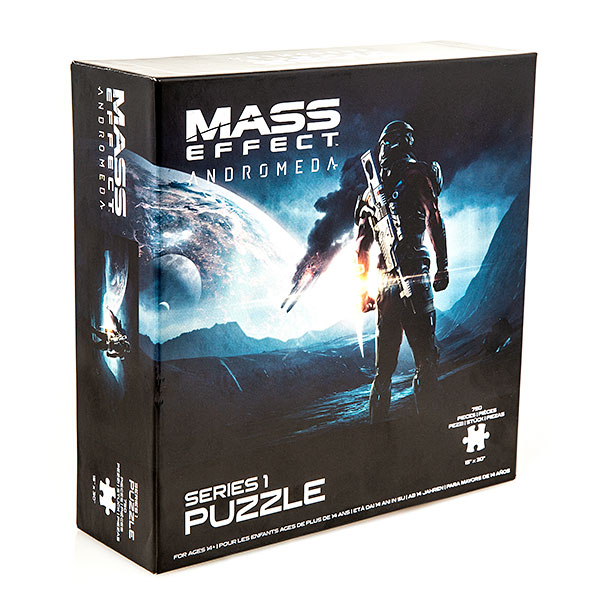 Mass Effect: Andromeda 750pc Puzzle