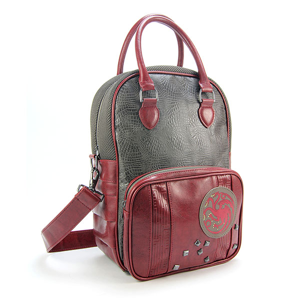 Game of Thrones Targaryen Bowler Bag