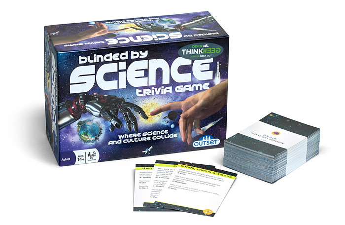 Blinded by Science Trivia – Exclusive