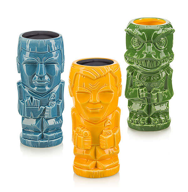 Star Trek: The Original Series Geeki Tikis