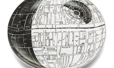 Star Wars Death Star Serving Platter