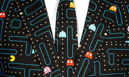 Pac-Man Game Not Over Opposuit