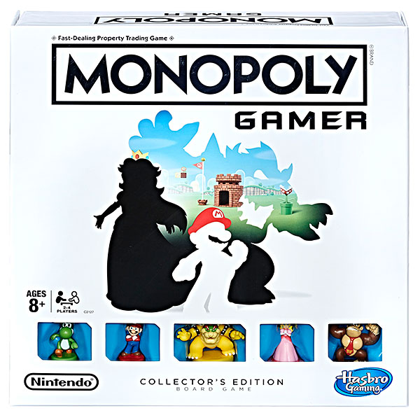 Nintendo Gamer Monopoly Collector's Edition