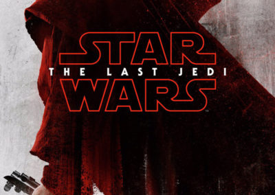 Star Wars The Last Jedi Character Poster 1